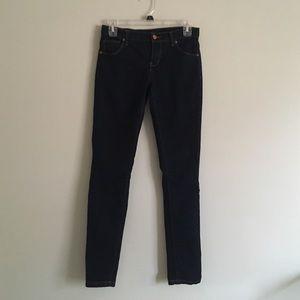 Forever 21 Denim - Dark Wash Skinny Jeans