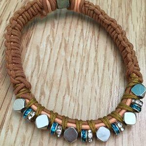 Anthropologie Jewelry - Anthropologie studded gem bracelet