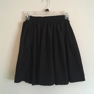 American Apparel Dresses & Skirts - Black A-line Skirt