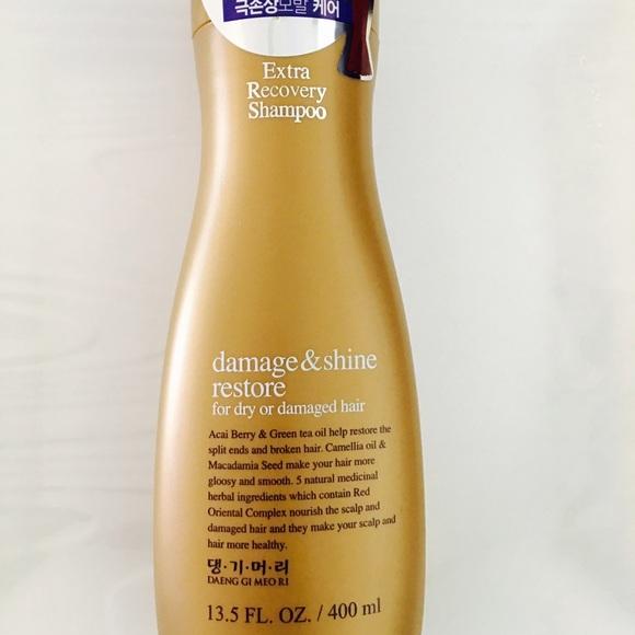 daeng gi meo ri other extra recovery damage shine restore shampoo