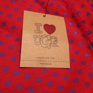 UGG Heart detail Sweatpants! ❤️