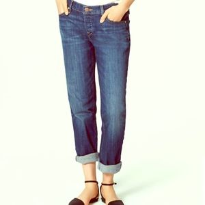 LOFT Denim - LOFT boyfriend capris so 27/4P