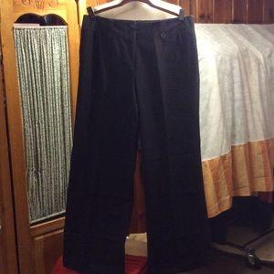Cuffed Wide legged Jeans