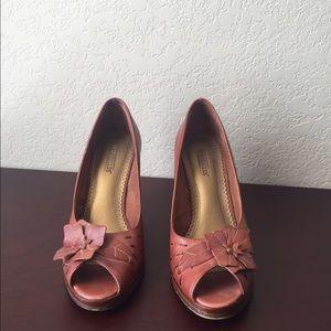 Seychelles Shoes - Seychelle chunky heels boho leather
