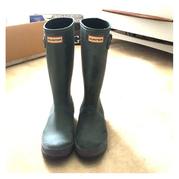 60% off Hunter Shoes - Hunter Boots size 6 from Gracie's closet on ...
