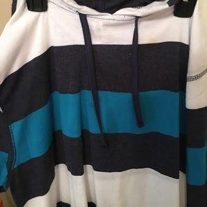 Univibe Other - Lightweight zip up hoodie jacket