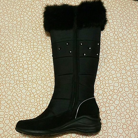 Baby Phat Shoes | Baby Phat Black Boot
