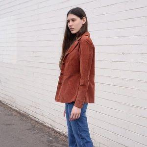 BB Dakota Jackets & Blazers - Vintage BB Dakota Suede Jacket