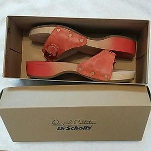 Dr. Scholl's Shoes - NIB / Dr. Scholl's Original Slip-on Slide Sandals