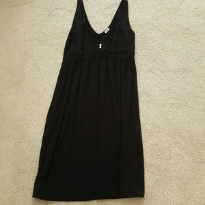 Splendid Dresses & Skirts - Black Splendid Sleeveless Cotton Dress