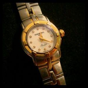 Raymond Weil Jewelry - Raymond Weil Parsifal Ladies Watch