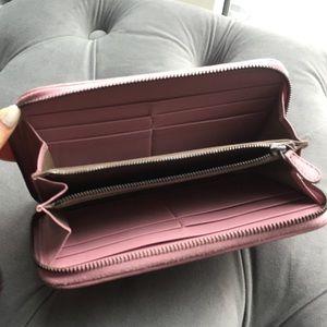 Bottega Veneta Handbags - BOTTEGA VENETA Intrecciato Zip-Around Wallet