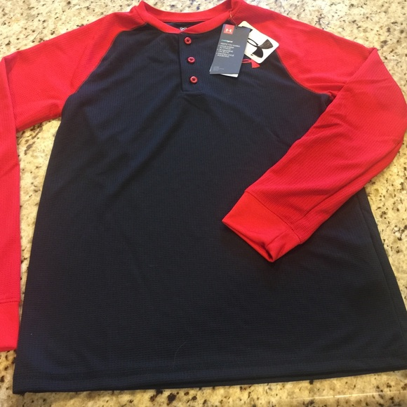 045ffbbee07 Boys large underarmour cold gear new with tags