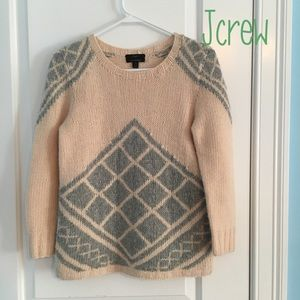 J.Crew cashmere Sweater. Adorable! Size S.