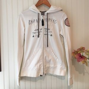 Parajumpers Jackets & Blazers - Parajumpers zip up hoodie