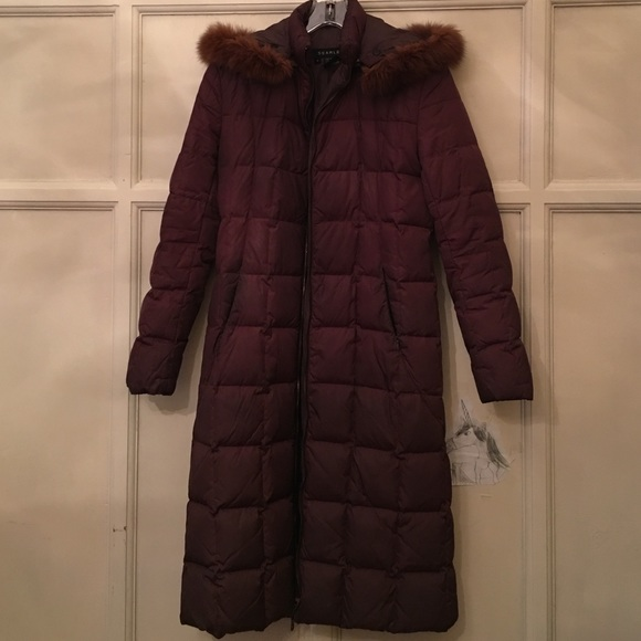 a276b4f8d Women's Mid maxi down coat