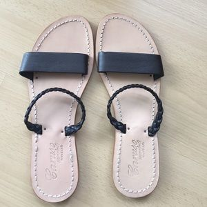 Caruso Shoes - Flat Sandals