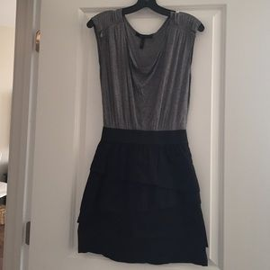 BCBG T-shirt 2fer dress!