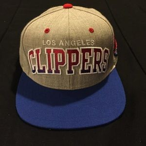 Mitchell & Ness Other - Mitchell & Ness Los Angeles Clippers SnapBack