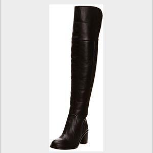Sam Edelman Shoes - Sam Edelman Joplin over the knee leather boot