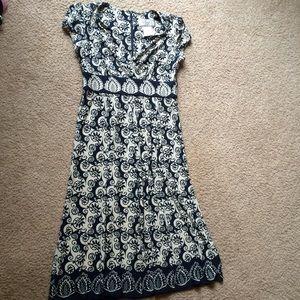 Eliza J Dresses & Skirts - Eliza J cap sleeve dress 6