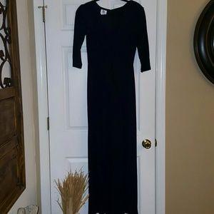 Patra  Dresses & Skirts - Simply Elegant! Long black dress.