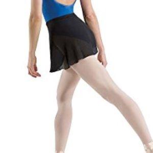 Bloch Dresses & Skirts - BLACK BLOCH BALLET WRAP SKIRT
