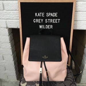 kate spade Handbags - 🎉SALE🎉 Kate Spade Grey Street Wilder Backpack