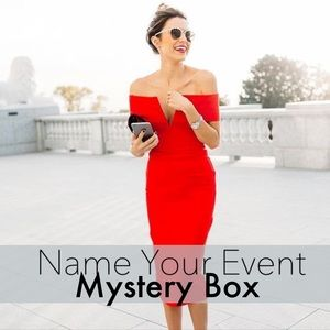 Valentino Dresses & Skirts - Name Your Event Mystery Box // NWT