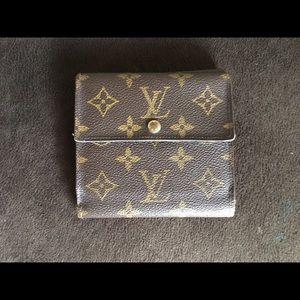Louis Vuitton Handbags - Final price! Vintage Genuine Leather Louis Vuitton