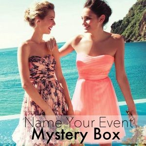J. Crew Dresses & Skirts - Name Your Event Mystery Box // NWT