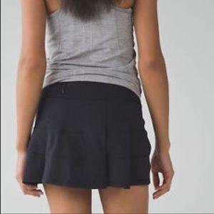 lululemon athletica Skirts - ☀️Lululemon Pace Rival Skirt II*T Size 12 Tall