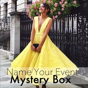 Name Your Event Mystery Box // NWT 💋PROMO SALE