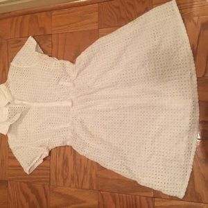 Old Navy Dresses & Skirts - White Eyelet Dress