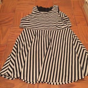 Forever 21 Dresses & Skirts - Stripped layered Dress