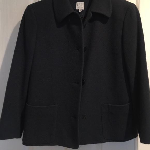 96% off TSE Jackets &amp Blazers - FINAL PRICE ?Lovely navy cashmere
