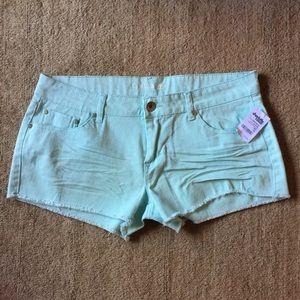 refuge Pants - NWT Refuge Cut Off Shorts
