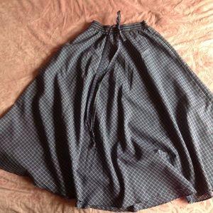 Vintage full skirt