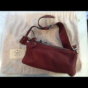 469f9f1279e7cc Prada Bags | Daino Box Shoulder Bag | Poshmark