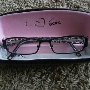 2052c3bcb9d2 bebe Accessories | Womens Eyeglasses Style Alotta Love Bb5012 | Poshmark