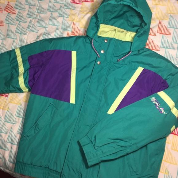 e1ecb1b0596 Fila Jackets & Coats | Vintage Magic Line Jacket X Ski X Snowboard ...