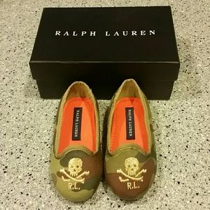 Ralph Lauren Other - Ralph Lauren toddle shoes