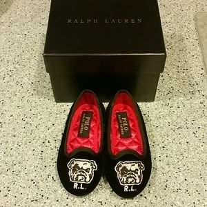 Ralph Lauren Other - Ralph Lauren toddler shoes. Size 5