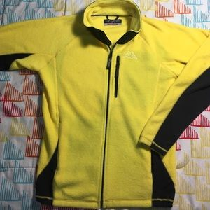 kappa Jackets & Blazers - Vintage Kappa Fleece x Jacket x Sweater