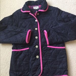 Lilly Pulitzer Other - Lilly Pulitzer barn jacket- size 7