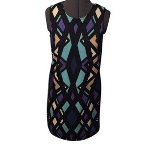 Leota Dresses & Skirts - Leota geometric print dress