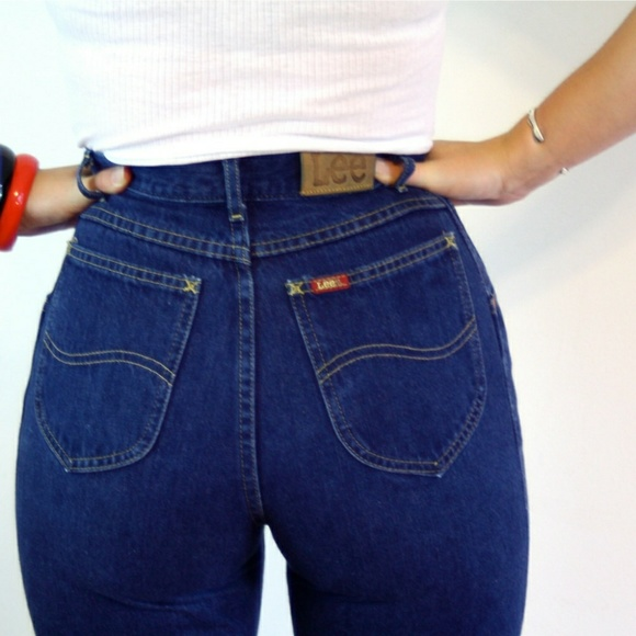 b95fe188 Lee Jeans | Vintage High Waisted Mom | Poshmark