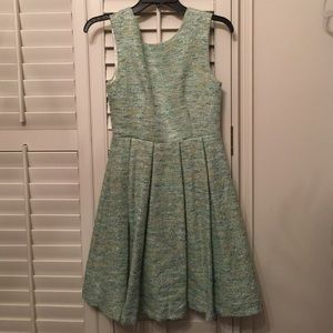 Paper Crown Dresses & Skirts - Paper Crown Seafoam Dress