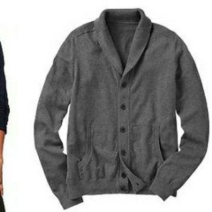 GAP Other - Men's Shawl collar Cardigan