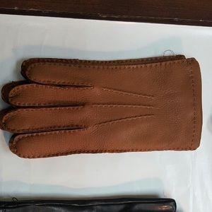 Other - Balnanni leather Men Gloves authentic Deer Skin